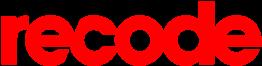 recode ロゴ
