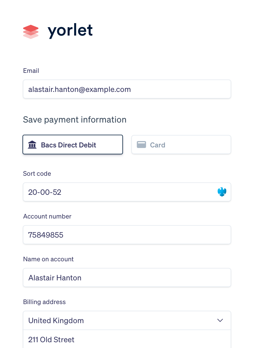 Stripe is directly integrated into the financial ecosystem