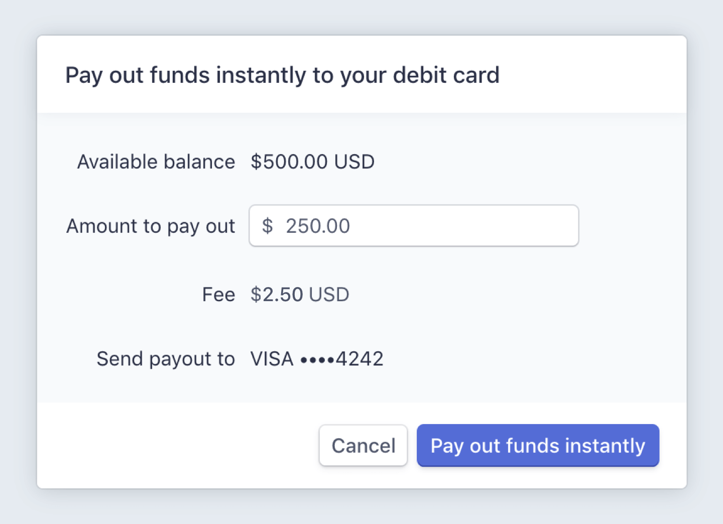 The new Stripe Checkout